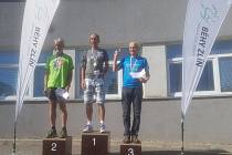 Veterán Alois Šatra ovládl národní šampionát v silničním běhu.