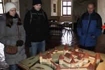 Hrad Švihov přivítal první návštěvníky letošní sezony