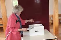 Volby se konaly v Hnačově na Klatovsku