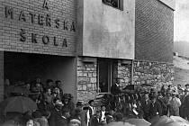 Historické fotografie z Modravy.