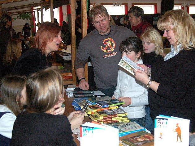Den pro dětskou knihu v Horažďovicích