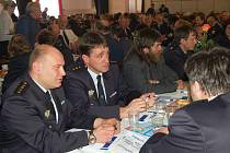 Okresní shromáždění hasičů v Horažďovicích
