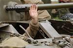 Oslavy 65. výročí osvobození v Myslívě