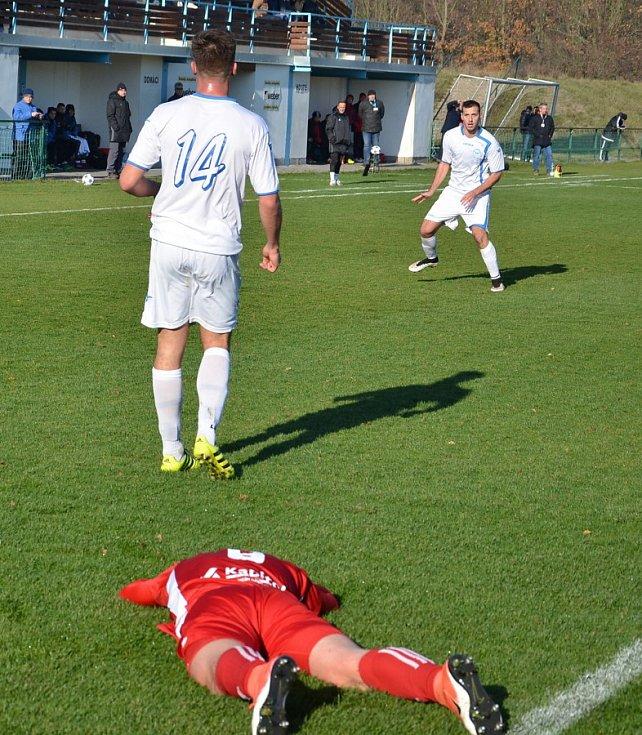 15. kolo divize A: Aritma Praha vs. Klatovy 2:0