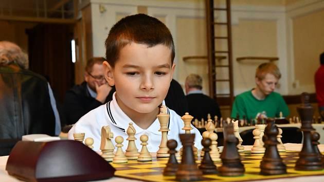 Král Šumavy a memoriál Jaromíra Nováka přilákal spoustu šachistů.