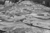 Horažďovice se bojí povodní.
