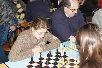 Silvestrovský turnaj v bleskovém šachu na 'Bidle'