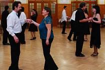 Závěrečné taneční v Sušici