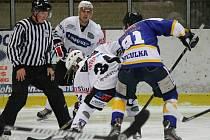 HC Klatovy – EHC Waldkraiburg 2:3 - září roku 2013.