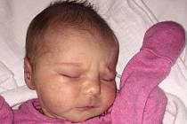 Beata Mia Bálková z Klatov (3110 g, 50 cm) se narodila v klatovské porodnici 10. března ve 14.48 hodin. Rodiče Michaela a Jakubvěděli pohlaví miminka dopředu. Na sestřičku se těší Tadeáš (5) a Matyáš (9).