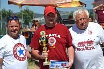 Loňský ročník turnaje v malé kopané sklidil úspěch.