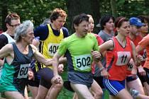 30. ročník běhu bystřickým parkem