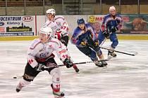 Liga juniorů: HC Klatovy - HC Klášterec nad Ohří