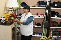 Od začátku letošního roku pokračuje v tradici obchodu Květa Kohoutová z Polánky.