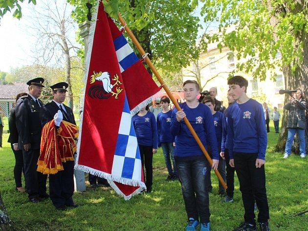 SDH Klenová slavil v sobotu 6. května 115. výročí založení. Současně se tam konaly oslavy svatého Floriána.