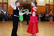 Taneční soutěže v Sušici