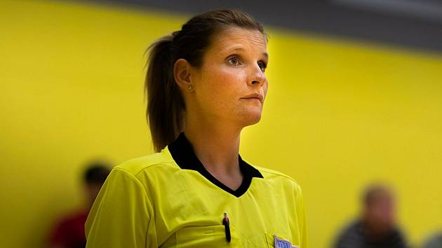 Zuzana Špindlerová.