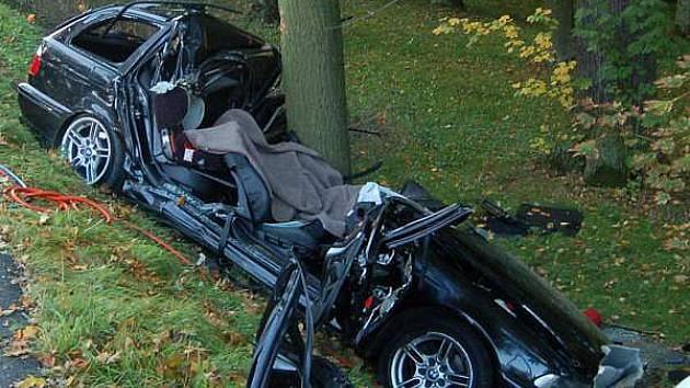 Pondělní smrtelná nehoda v Klatovech