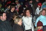Společné zpívání koled v Sušici