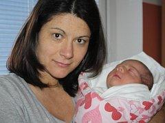 Magdaléna Koudelková z Plzně (3870 gramů, 51 cm) se narodila v klatovské porodnici 11. března v 0.52 hodin. Rodiče Eva a Karel přivítali očekávanou dcerku na svět společně. Na sestřičku doma čeká Karolínka (3).