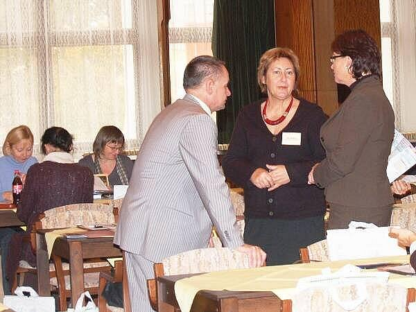 Konference v Klatovech