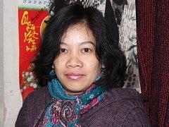 Oanh Nguyen Thi oslaví také Vánoce