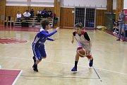 Basket U14 Klatovy - Loko Plzeň