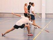 Badmintonový turnaj v Klatovech
