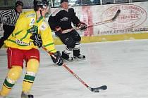 Hokejisté SKP Klatovy vybojovali ve čtvrtek dva body v zápase s Kaznějovem.