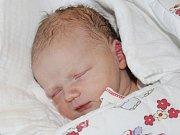 Karolína Krippelová ze Sušice (3260 g, 49 cm) se narodila v klatovské porodnici 5. dubna ve 13.14  hodin. Rodiče Marie a Vladimír přivítali očekávanou dceru na světě společně. Na sestřičku se těší Eliška (2,5).