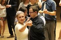 Taneční pro dospělé v Klatovech 2016.