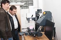 Zahájení projektu na SPŠ Klatovy
