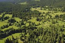 Šumava.