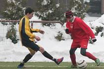 Zimní turnaj v Sušici: Sušice I - Hradešice 6:2