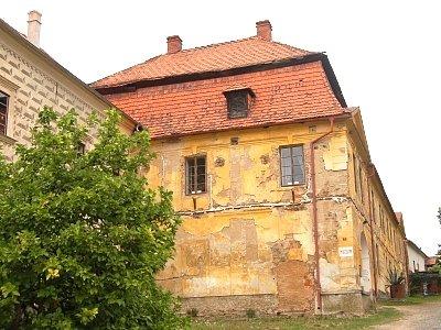 Starý zámek v Chudenicích