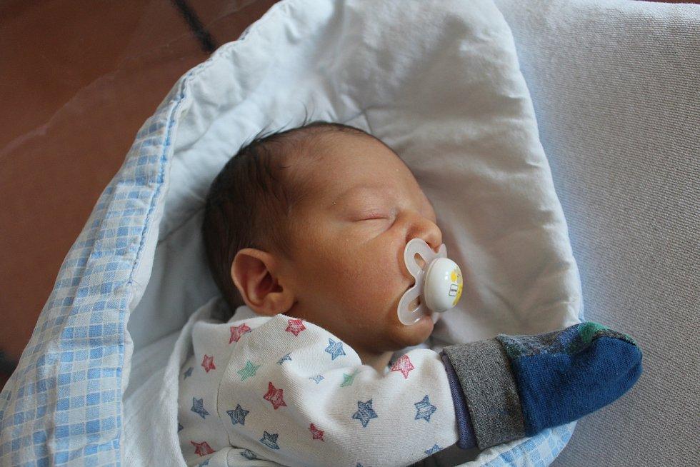 Michael Roch ze Sušice se narodil vklatovské porodnici 18. července v16:45 hodin (3330 g, 52 cm). Pohlaví svého prvorozeného miminka si rodiče Tereza a Michael nechali říct dopředu.