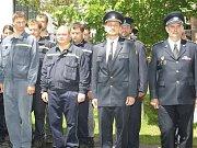Sraz rodáků a oslavy hasičů v Čermné.