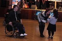 Ples handicapovaných v Klatovech 2015