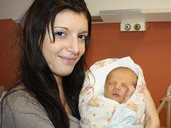 Petr Rychtařík ze Sušice (3090 gramů, 51 cm) se narodil v klatovské porodnici 8. února ve 3.20 hodin. Rodiče Jana a Petr přivítali očekávaného prvorozeného synka na svět společně.