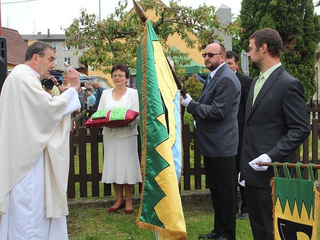 Oslavy obce v Soběšicích.