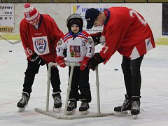 Týden hokeje v Klatovech - leden 2018