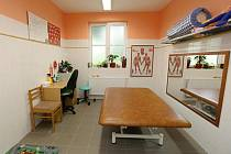 V horažďovické nemocnici otevřeli novou přístavbu rehabilitačního centra