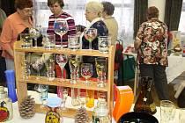 Vánoční výstava v Klubu seniorů v Klatovech