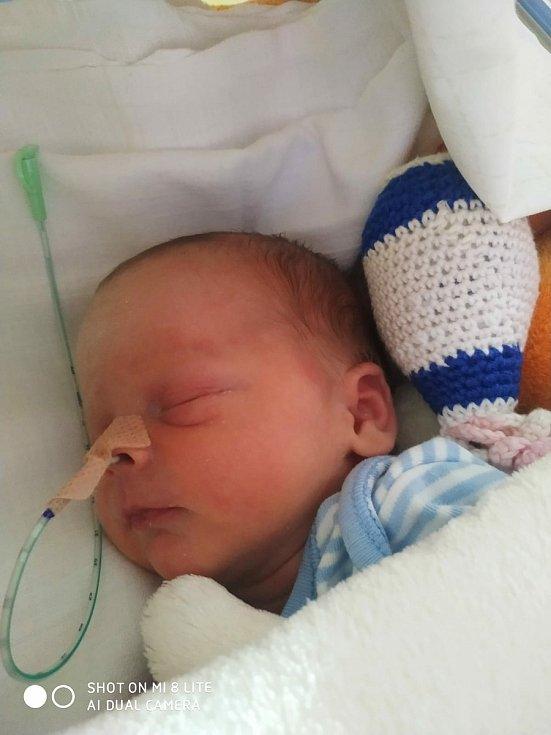 Dvojčátka Matyášek a Mareček Bergmannovi se narodila 24. května mamince Dominice a tatínkovi Lukášovi z Chebu. Matyáš se narodil ve 12:38, bráška Mareček o minutu později. Po příchodu na svět ve Fakultní nemocnici v Plzni na Lochotíně vážil prvorozený Mat