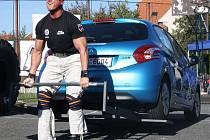 Strongman Městské policie 2012 v Sušici