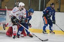 Liga juniorů HC Klatovy - HC Litoměřice 3:2 SN.