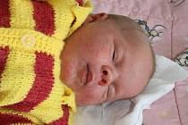 Eliška Želonková z Klatov se narodila v klatovské porodnici 18. dubna ve 13.28 hodin. Vážila 3150 gramů a měřila 49 cm. Rodiče Růžena a Michal věděli, že Adélce (1) přinesou domů sestřičku.