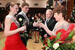 Maturitní ples Střední průmyslové školy v Klatovech