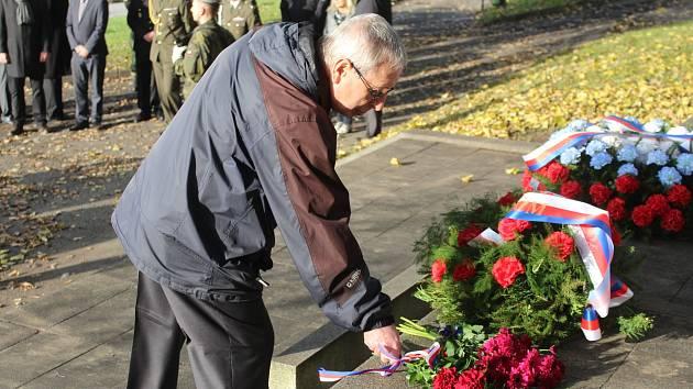 Oslavy 28. října v Klatovech.