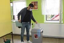 Volby v Prášilech.